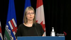 Alberta's first continuing care COVID-19 variant outbreak identified in Edmonton (01:27)