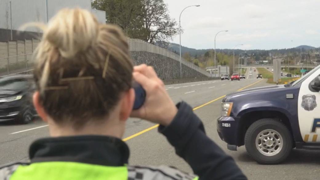 Click to play video: 'Vancouver drivers prove 'Fast and Furious' during pandemic'