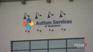 Autism Services Saskatoon launches child sponsor campaign (01:28)