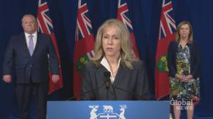 Coronavirus outbreak: Ontario extends mandate of Incident Management System long-term care table