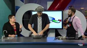 Grazianos' Catering in the Global Edmonton Kitchen (1/3)
