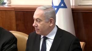 Israel's Netanyahu slams ICC for planned war crimes investigation
