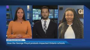 Global News anti-Black racism series suggests GTA schools do not adequately track racism complaints (04:46)