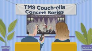 TMS Couch-ella: Eric Ethridge performs