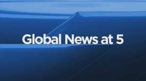 Global News at 5 Calgary: May 24 (12:30)