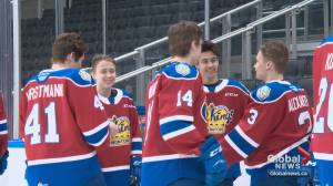 Edmonton Oil Kings have already clinched a playoff spot
