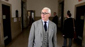 Former Trump associate Roger Stone sentenced to 40 months in prison