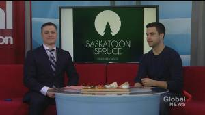 Food for thought: Saskatoon spruce cheese
