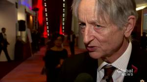 EXTENDED: Interview with Geoffrey Hinton