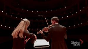 Edmonton Symphony Orchestra livestream concert for St. Patrick's Day (05:32)