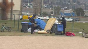 Kelowna's overnight tent sites inadequate, homeless people say