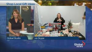 Local West Island holiday shopping gift suggestions (03:51)