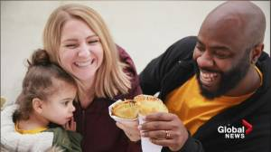 B.C. couple takes a leap of faith with Jamaican patty business during COVID-19 (03:09)
