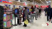 Play video: Union representing Superstore employees concerned about capacity limit