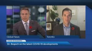 Coronavirus: Health experts remain 'cautiously optimistic' of Pfizer's COVID-19 vaccine (05:07)