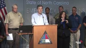 North Carolina National Guard active in preparation for Dorian, governor says