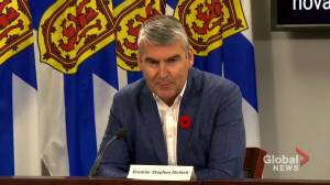 With clock ticking, Opposition leaders turn up pressure for N.S. premier to recall the legislature (01:46)