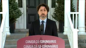 Coronavirus outbreak: Trudeau says Canadians want a 'functioning parliament'