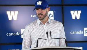 Buck Pierce named Winnipeg Blue Bomber's new offensive coordinator