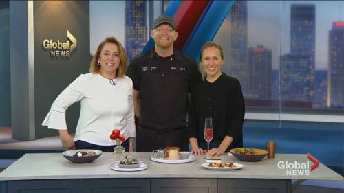 Foodie Friday: Le Boulevardier's fresh take on French cuisine | Watch News Videos Online