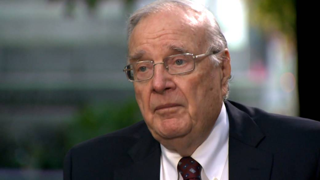Click to play video 'Paul Martin on why his father kept pushing polio program forward'