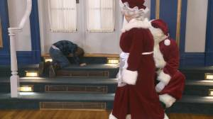 'Sensitive Santa' wows kids, thrills parents at Government House