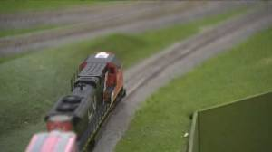 Manitoba Mega Train Hobby Show and Sale (03:49)