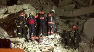 At least 22 dead, over 1000 injured after earthquake strikes Turkey