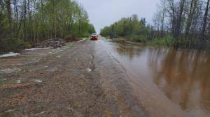 Leduc County residents concerned over flooding