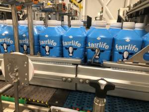Production ramping up at Fairlife milk facility in Peterborough (01:36)