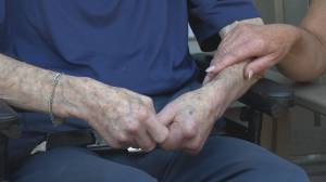 Loosened restriction for B.C. long-term care residents visits now in place (02:08)