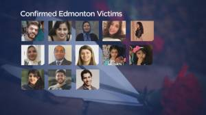 Edmonton community grieves 2 weeks after Iran plane crash