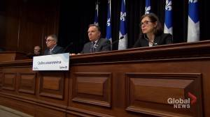 Coronavirus: Quebec announces new measure to shore up mental, physical health