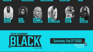 Technology summit looks to encourage more Black youth to get into the industry (02:14)