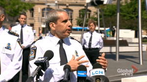 Montreal police vow to eliminate racial profiling