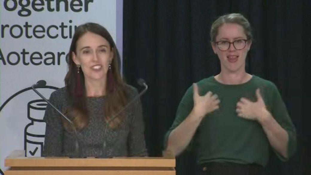 Click to play video: 'No mandatory test, no quarantine, no problem: Australia, NZ celebrate COVID success'