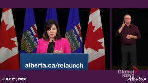 Alberta education ministers outlines plans to return to school in September
