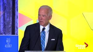 Trump will become 'more erratic': Biden