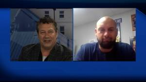 Global News Morning chats with Queen's Gaels Football Head Coach Steve Snyder (05:15)
