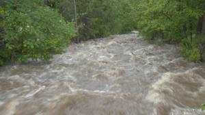 Flood watch: water levels rising in B.C. Interior and Kooteney Boundary