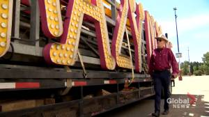 Calgary Stampede hiring for upcoming scaled-back event (01:43)