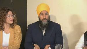 "Singh on Trudeau in blackface, brownface: It's a ""pattern of behaviour"""