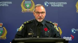 Coronavirus: Winnipeg police say they'll intervene when called to public health violations (03:26)