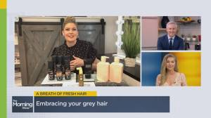 Easy hacks to keep your pandemic hair in check (06:20)