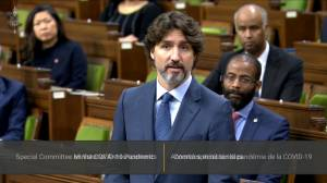 George Floyd death: Trudeau delivers statement on anti-Black racism in House of Commons