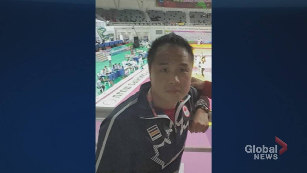 Click to play video 'Trial begins for Olympic taekwondo coach facing sexual assault charges'