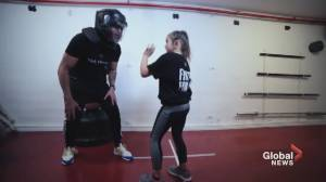 Self-defence tips