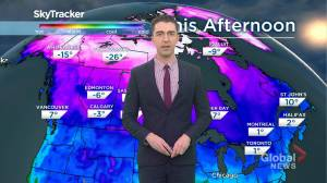 Saskatchewan weather outlook: Dec. 5