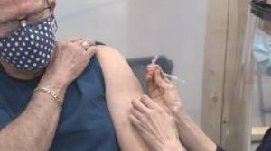 Vaccine booking open to Peterborough-area residents born in 1946 or before (01:47)
