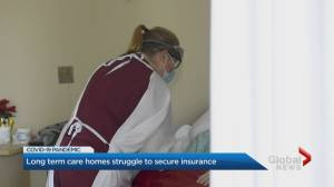 Ontario LTC homes may be forced to close due to insurance issues (02:09)